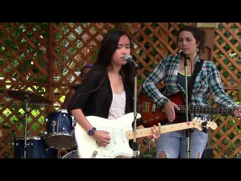 Angel In Blue Jeans - Train (Cover by Kimber-Lee Iacona)
