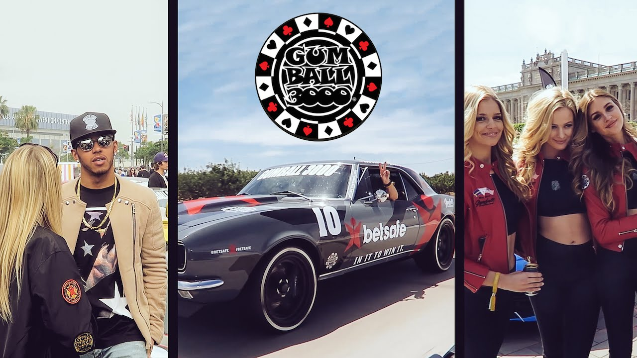 9 Reasons Why Gumball 3000 Should Be On Your Bucket List