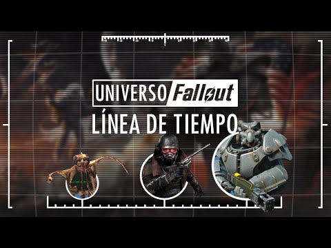Cronología del Universo de Fallout