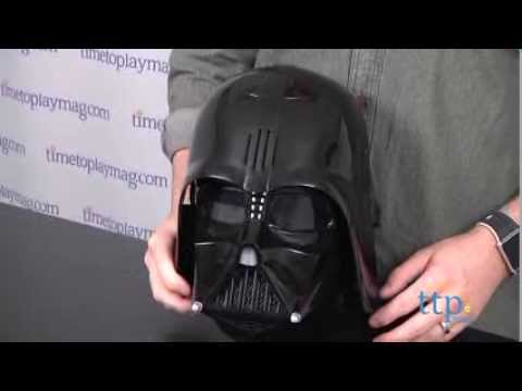 Star Wars Darth Vader Voice Changer Helmet from Hasbro