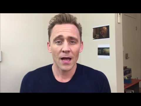 Tom Hiddleston comes clean about his favourite school activity..!