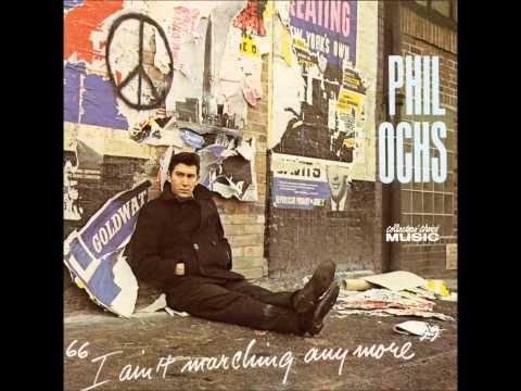 Phil Ochs - Talking Birmingham Jam