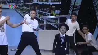 Bước Nhảy Hoàn Vũ Nhí: Phan Linh Hoa - Hiphop, Jive - Ngày 19/09/2014