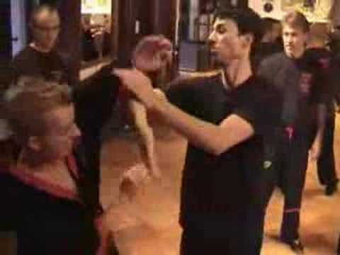 Wing Tsun Training Image 1