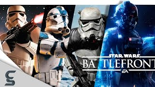 The Evolution of Video Game Graphics: Star Wars Battlefront (Home Console Edition)