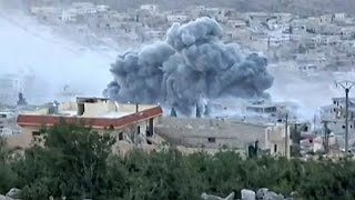 Syria and allies Iran and Russia prepare for Aleppo offensive