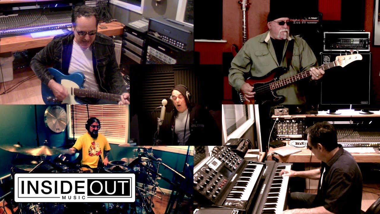 "MORSE/PORTNOY/GEORGE - Jethro Tullカバー""Hymn 43""のMVを公開 カバーアルバム 新譜「Cov3r to Cov3r」2020年7月24日発売予定 thm Music info Clip"