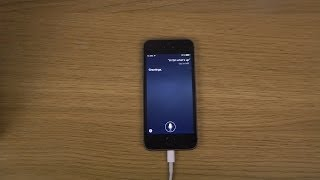 iPhone 5S iOS 8 - Hey Siri Feature Review