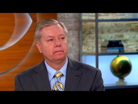 Lindsey Graham on battling ISIS, the Iraq War and 2016