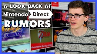 A Look Back at Nintendo Direct Rumors - Scott The Woz