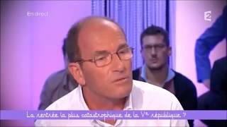 BOOOM! Étienne Chouard brise l'omertà en direct à la télé!!!