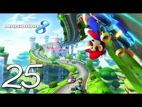 Mario Kart 8 Online Multiplayer - E25 - We are in this Bullshit together klip izle