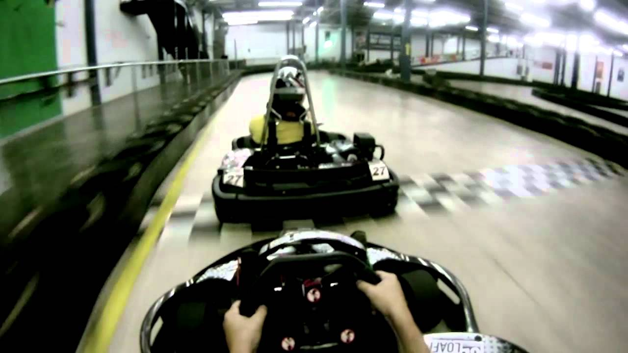 Go Kart Racing At The Pit Mooresville Nc