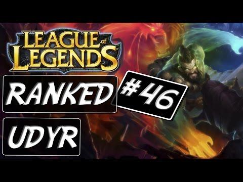 League Of Legends Ranked Games #46 QUE REBENTADOR :D C Facecam