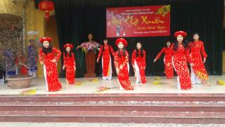 Tết Nguyên Đán [Gala Xuân 2016 - 9E - THCS ĐÔNG NGẠC] ( Full version)