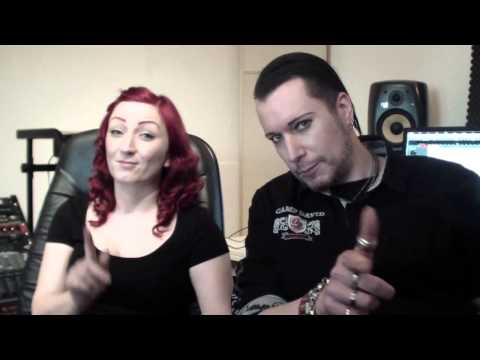 Blutengel - Studiobericht #2 video