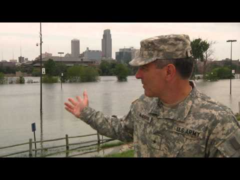 BG John McMahon on Missouri River Flooding