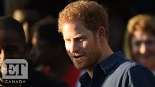 Prince Harry Defends Girlfriend Meghan Markle Against Tabloids