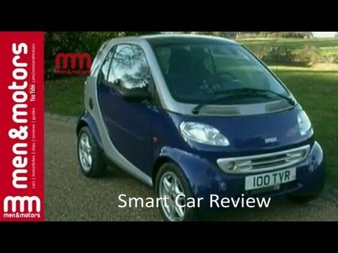Richard Hammond Smart Car Review (1999)