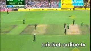 AUS vs RSA 3rd ODI 2009 Part -2 Posted Manivannan