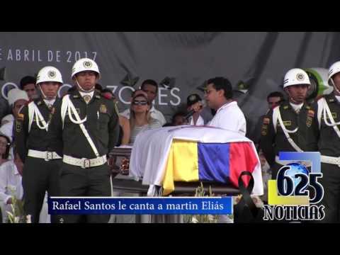 Rafael Santo le canta a su Hermano Martín Elías