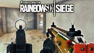 BANDIT IRON SIGHT - Rainbow Six Siege [German/HD]