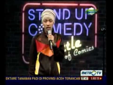 Stand Up Comedy Metro Tv   9 Agustus 2012 Battle Of Comic 2