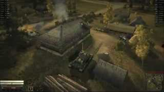 World of Tanks - Gameplay Trailer - PC -