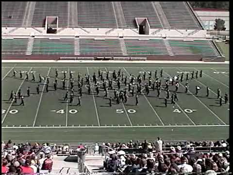 Montgomery High School Band 2009 Area
