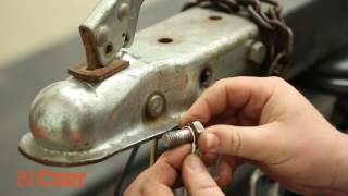 How To Rewire a Trailer Using CURT 53540 Trailer Light Kit
