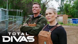 Ronda Rousey introduces Natalya to the farm life: Total Divas Preview Clip, Oct. 15, 2019