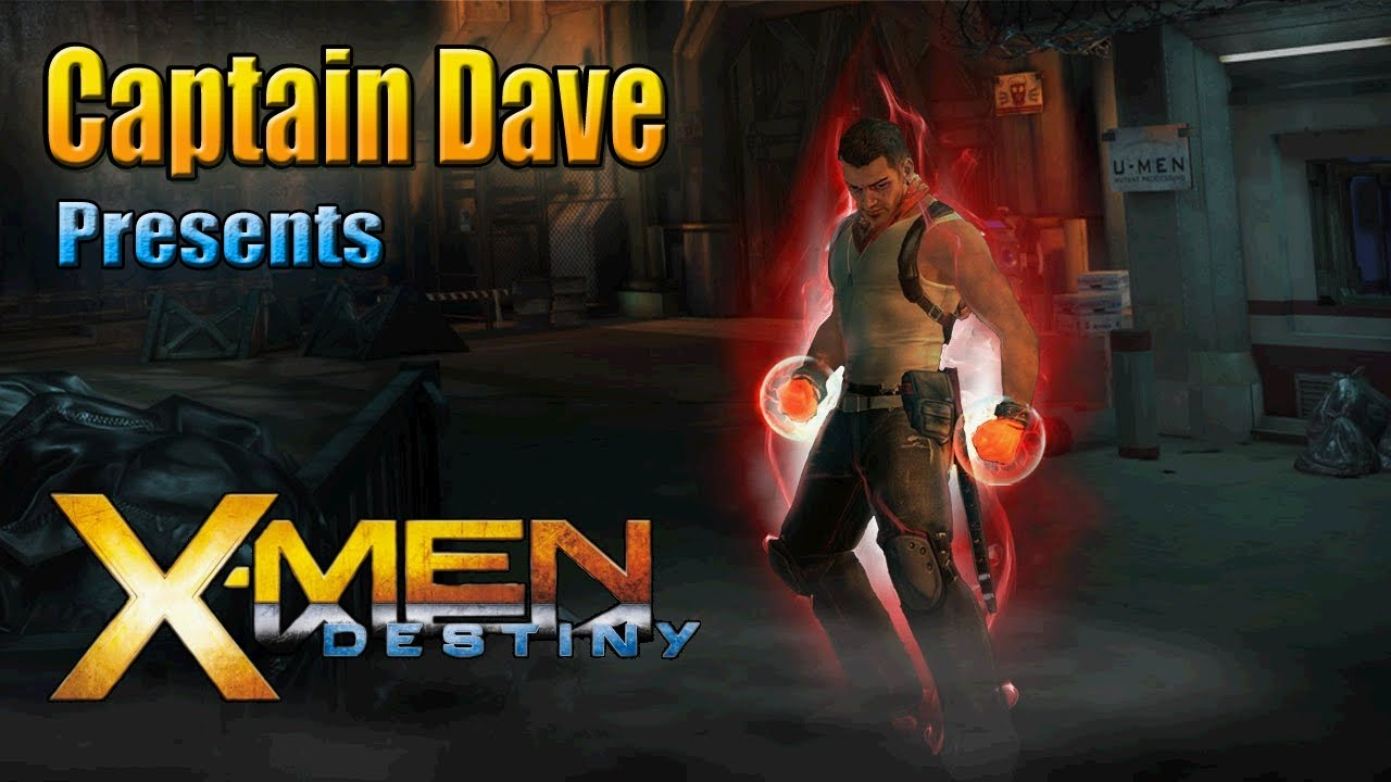 X-Men Destiny: Shadow Matter: Walkthrough Part 1 - Welcome To The ...