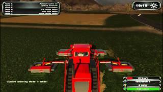 Massey, Ferguson, Cougar, 1400, Landwirtschafts, Simulator, 2011, mods