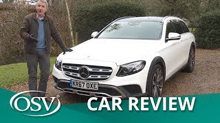 Mercedes E Class All Terrain 2018 In-Depth Review  | OSV Car Reviews