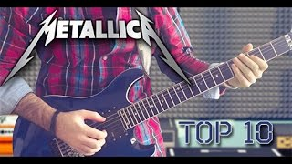 Top 10 Riffs: Metallica