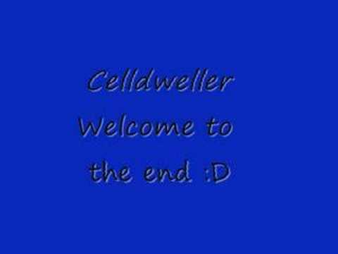 Celldweller - Welcome to the end