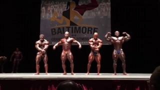 FINAL CALLOUT - 2016 Baltimore Pro Grand Prix