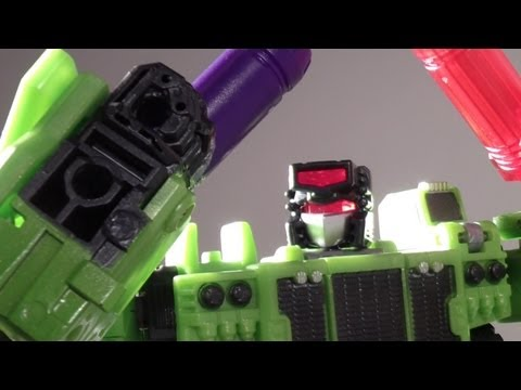 HEAVY LABOR - TFC TOYS HERCULES PROJECT TRANSFORMER REVIEW