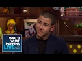 Nick Jonas Discusses His Fetishes, Spanking, And Porn | WWHL MP3