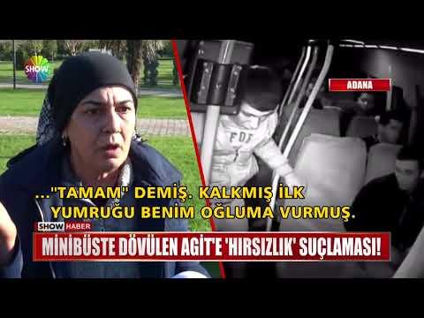 """Minibüste dövülen Agit'e """"Hırsızlık"""" suçlaması!"""