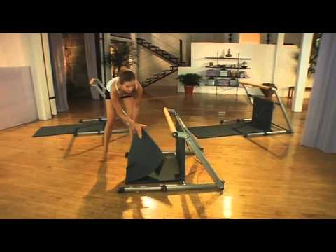 Unfolding the Fluidity Home Barre