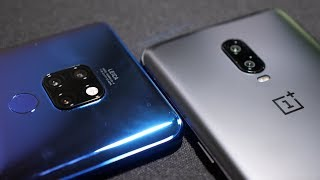 Huawei Mate 20 vs OnePlus 6T / Camera Comparison