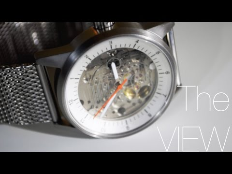 The VIEW - Review - Caliper Timepiece