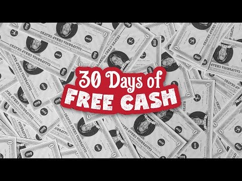30 Days of Free Cash - CCS.com