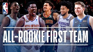 The Best of the 2018-19 NBA All-Rookie First Team!