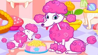 Fun Pet Care Game - My Newborn Baby Pet - Puppy's Care Gameplay By Libii