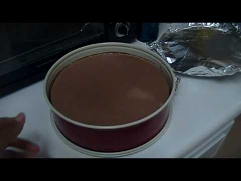 Video response to RawFoodMuscle: Raw chocolate cheesecake