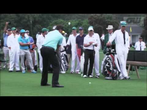 The Masters 2012 - The Final Countdown