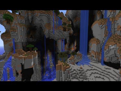 Minecraft Snapshot 14w17a Overview Custom Terrain Generation