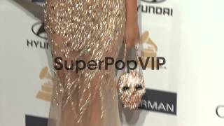 Bleona at Pre-GRAMMY Gala and Salute To Industry Icons Wi...
